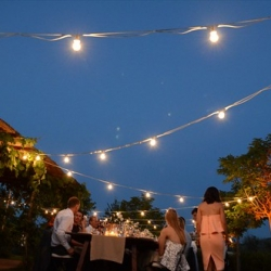"""Luci per matrimoni in toscana • <a style=""""font-size:0.8em;"""" href=""""http://www.flickr.com/photos/98039861@N02/19350141656/"""" target=""""_blank"""">View on Flickr</a>"""